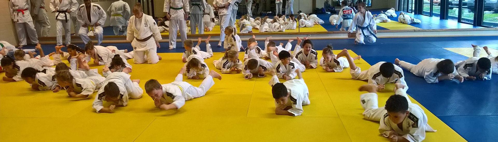 Herstart judotrainingen
